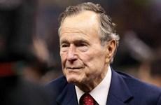 """Tang lễ cố Tổng thống Mỹ Bush """"cha"""" sẽ diễn ra dưới vòm điện Capitol"""