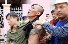 Nghệ An: Khởi tố, bắt tạm giam đối tượng ngáo đá ném con xuống đất
