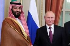 Nga, Saudi Arabia nhất trí gia hạn thỏa thuận cắt giảm sản lượng dầu
