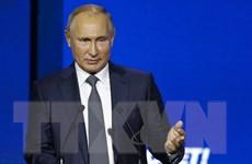 Tổng thống Nga Putin làm rõ lập trường về cuộc khủng hoảng Ukraine