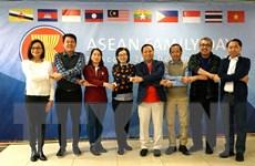 """Sôi nổi """"Ngày Gia đình ASEAN"""" lần thứ nhất tại Liên bang Nga"""