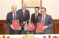 Vận động giới doanh nghiệp Anh đẩy mạnh đầu tư vào Việt Nam