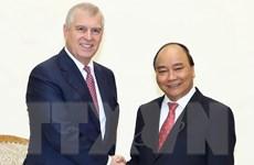 Hợp tác giáo dục và đào tạo là ưu tiên hàng đầu của Việt Nam với Anh