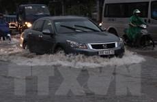 TPHCM đang chịu thiệt hại hơn 1.500 tỷ đồng mỗi năm do ngập nước