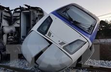 Hàn Quốc kiểm tra an toàn dịch vụ đường sắt sau vụ tai nạn tàu KTX