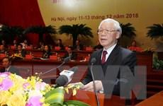 Toàn văn bài phát biểu của Tổng Bí thư tại đại hội Hội Nông dân
