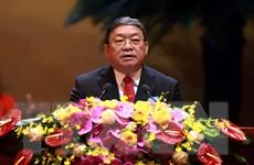 Ông Thào Xuân Sùng tái đắc cử Chủ tịch Hội Nông dân nhiệm kỳ 2018-2023