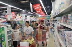 Các siêu thị giảm giá mạnh mừng chiến thắng của đội tuyển Việt Nam