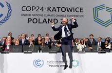 Hội nghị COP 24: Cộng đồng quốc tế nỗ lực đối phó với biến đổi khí hậu