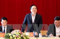 Bộ trưởng Giáo dục xác nhận vụ hiệu trưởng xâm hại tình dục học sinh