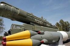 Bộ Quốc phòng Mỹ: Nga đề xuất thảo luận về hiệp ước INF