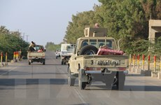 Thỏa thuận ngừng bắn tại Yemen bắt đầu có hiệu lực