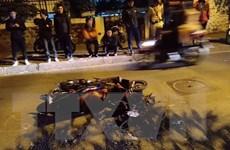 Hà Nội: Tai nạn giao thông liên hoàn, khiến ít nhất 3 người bị thương