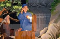 Khai mạc triển lãm-biểu diễn kỷ niệm 100 năm sân khấu cải lương