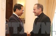 Cuộc họp Vòng VII Nhóm Công tác hỗn hợp Việt Nam-Tòa thánh Vatican