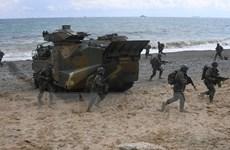 Hàn Quốc muốn giảm quy mô tập trận với Mỹ vì Triều Tiên