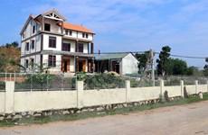 Hà Tĩnh: Người dân ngang nhiên xây nhà trái phép trên đất lâm nghiệp
