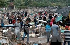 Sóng thần tại Indonesia: Số người thiệt mạng tăng mạnh lên gần 300