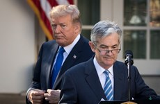 Thị trường trong vòng xoáy căng thẳng giữa ông Trump và Chủ tịch Fed