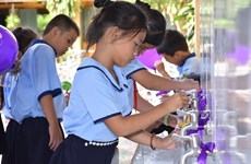"""Điều tra bổ sung vụ án lừa đảo từ dự án """"ma"""" nước uống học đường"""