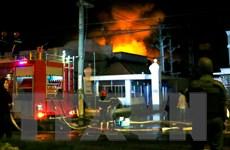 Vụ cháy ở KCN Trà Nóc: Doanh nghiệp nhiều lần vi phạm về phòng cháy