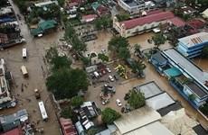 Điện thăm hỏi về thiệt hại do bão Usman gây ra ở Philippines