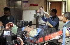 Vụ đánh bom ở Ai Cập: Thi thể các nạn nhân về đến Việt Nam ngày 5/1