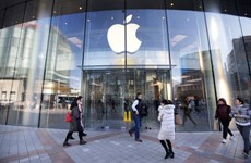 iPhone bán chậm ở Trung Quốc, Apple hạ dự báo doanh thu quý
