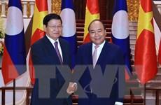 Thủ tướng Lào đến Việt Nam đồng chủ trì Kỳ họp Ủy ban Liên Chính phủ