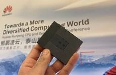 Huawei ra mắt chip xử lý thế hệ mới với tham vọng lọt top 5 thế giới