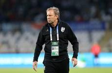 Thua thảm trước Ấn Độ, huấn luyện viên đội tuyển Thái Lan bị sa thải