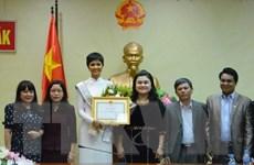 Tôn vinh những đóng góp vì cộng đồng của Hoa hậu H'Hen Niê