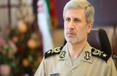 """Iran cảnh báo về """"mối đe dọa"""" của Mỹ, Israel với an ninh khu vực"""