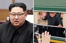 Truyền thông Hàn Quốc: Nhà lãnh đạo Triều Tiên thăm Trung Quốc