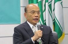 Người đứng đầu Đài Loan chỉ định lãnh đạo nhánh hành pháp mới