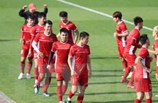 Đội tuyển Việt Nam quyết gây bất ngờ trước đội tuyển Iran