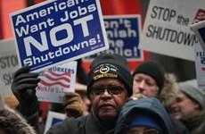 Nền kinh tế Mỹ hứng chịu hậu quả từ việc chính phủ đóng cửa