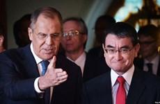 Nhật Bản hy vọng đạt tiến bộ đàm phán hiệp ước hòa bình với Nga