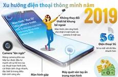 [Infographics] Xu hướng điện thoại thông minh năm 2019