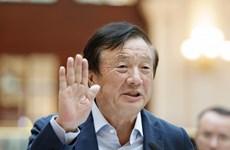 Nhà sáng lập Huawei liên tục lên sóng truyền thông bác bỏ các cáo buộc