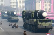 """Nhóm cố vấn Mỹ tiết lộ căn cứ tên lửa """"chưa công bố"""" của Triều Tiên"""