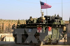 Mỹ và Thổ Nhĩ Kỳ thảo luận về việc rút quân khỏi Syria