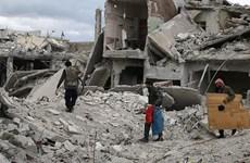 Nga tiến hành các hoạt động nhân đạo tại Tây Nam Syria