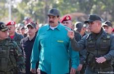 Quân đội Venezuela khẳng định trung thành với cuộc Cách mạng Bolivar
