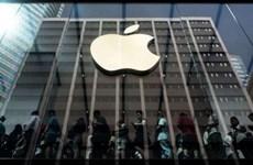 Apple công bố kết quả kinh doanh quý: Mảng dịch vụ đạt mức cao kỷ lục