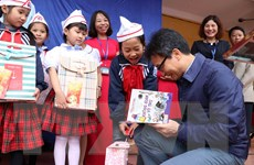 Phó Thủ tướng Vũ Đức Đam: Cần rèn thói quen đọc sách cho học sinh