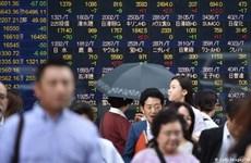 Chỉ số chứng khoán châu Á leo lên mức cao nhất trong bốn tháng