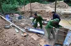 Tuyên Quang: Xử lý dứt điểm tình trạng khai thác khoáng sản trái phép