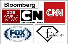 6 kênh truyền hình quốc tế trở lại truyền hình cáp VTVCab và Viettel