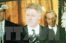 Những hình ảnh đáng nhớ về 25 năm Hoa Kỳ dỡ bỏ cấm vận Việt Nam